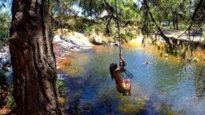 Nyangombe Natural Swimming Pool Rhodes Nyanga Hotel